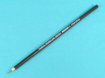 Tamiya makeup material Series No.19 luxury fine point brushes (small) 87019
