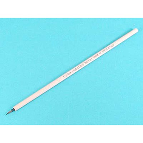 Tamiya makeup material Series No.29 fine point brushes (short) 87029