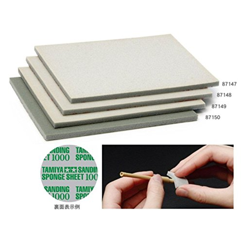 TAMIYA Tamiya polishing sponge sheet 1000 [87149]