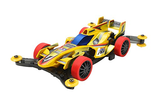 Tamiya Mini four wheel drive Special Products shadow shark yellow Special (AR Chassis) 95203