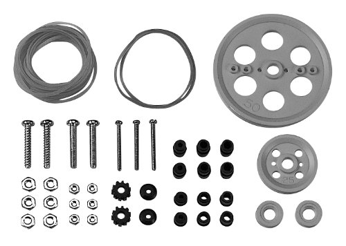 Tamiya fun tool Series No.141 pulley L set (70141)