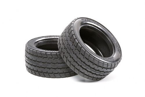 Tamiya OP parts OP.254 M chassis super grip tire set of 2 53254