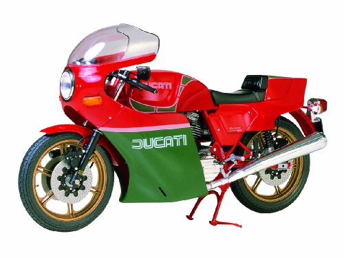 Tamiya 1/12 motorcycle No.19 1/12 Ducati 900 Mike Hailwood replica 14019