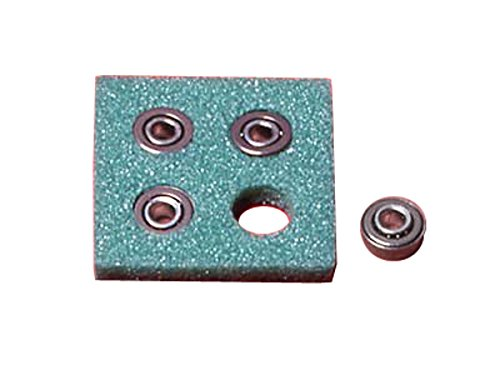Tamiya grade up No.111 GP.111 round hole ball bearing, set of 4 15111