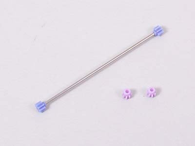 Tamiya grade up No.234 GP.234 Super X chassis hollow lightweight propeller shaft 15234