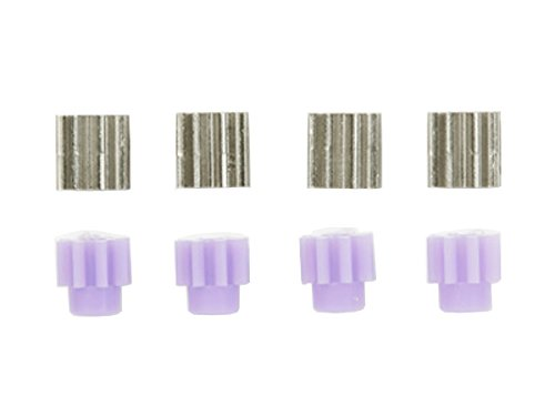 Tamiya grade up No.289 GP.289 Raj four-wheel drive 8T pinion gear set 15289