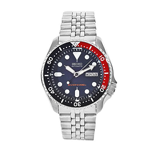 SEIKO Seiko automatic watches SKX009K2 overseas model black