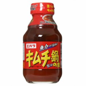 Ebara kimchi iodine bottle 300ml x12 pieces of pot