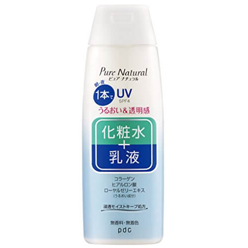 Pure Natural Essence Lotion UV 210ML