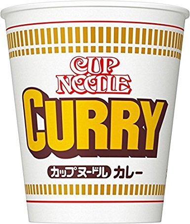 Nissin Foods Cup Noodle - Curry (85g)