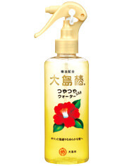 Ooshimatsubaki Hair Water (180ml)