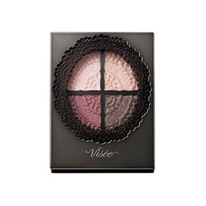 Vise Richer glossy rich Eyes PK-3 Burgundy-based 4.7g