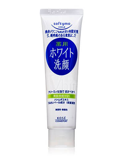 Softymo White Medicated Facial Cleansing Foam (150g)