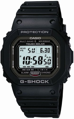 CASIO watch G-SHOCK G shock ORIGIN Tough Solar radio clock MULTIBAND6 GW-5000-1JF Men's