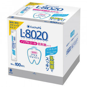 Kiyo pyrethrum Kuchuppe L-8020 stick-type soft mint K-7092 10ml × 100 pieces