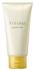 Fretting shell Clear Soap N 130g
