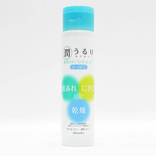 Kanebo Ururi Skin Conditioner Refreshing 200ml