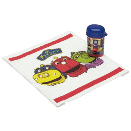 Skater towel set Chuggington