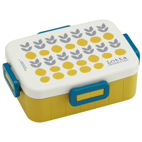 Lotta Jansdotter Lotta Jans Dotter 4-point lock lunch box 1-stage 650ml