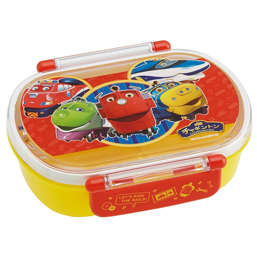 Skater lunch box 360ml lunch box Chuggington 15 QA2BA