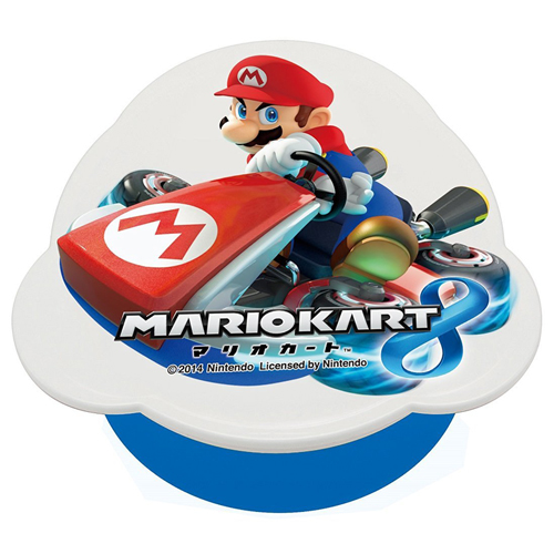 Skater die cut seal container Mario Kart 8 glove compartment lunch box Super Mario bDSC1