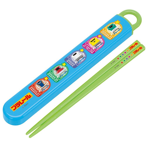 Skater chopsticks chopstick case set sliding 16.5cm Plarail 16 ABS2AM