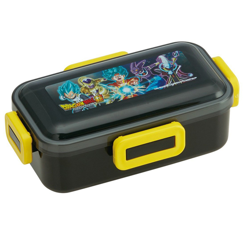 Skater soft lunch box 400ml Dragon Ball super PFLB4