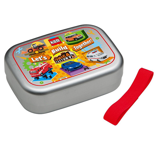 Skater aluminum lunch box 370ml Tomica 16 lunch box ALB5NV