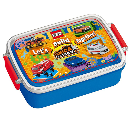 Skater lunch box 450ml lunch box Tomica 16 RB3A