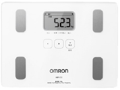 OMRON body composition meter (HBF-212)
