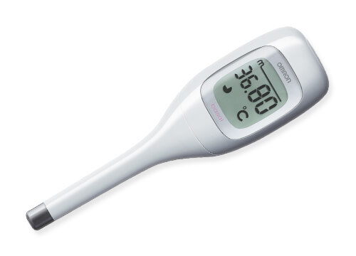 OMRON electronic thermometer (MC-672L)