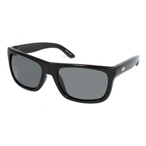 Heart optical Coleman floating polarized sunglasses CFL01-3 black