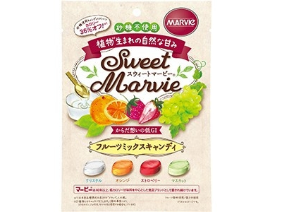 Sweet Mabi Candy (49G) fruit MX