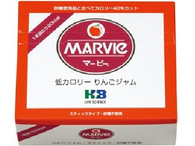 marvie apple jam stick