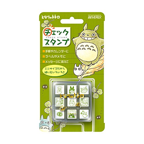 BEVERLY Tonari No Totoro Check Stamps CK9-003