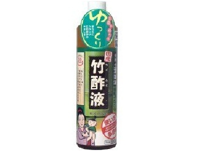 Luxurious bamboo vinegar