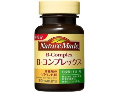 Nature Made B- Complex (60 tablets)