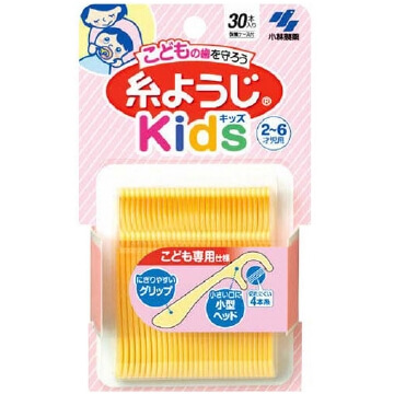 Kobayashi Pharmaceutical yarn toothpick Kids