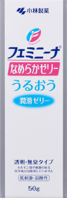 Kobayashi Pharmaceutical Feminina smooth jelly (50g)