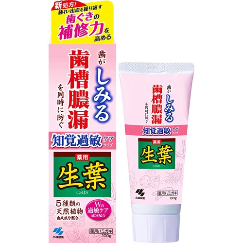 Kobayashi Pharmaceutical Shoyo s hypersensitivity symptoms prevention type (100G)
