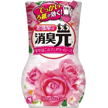 Scent of an anti-Nioimoto 400ml happy carry Fairy Rose of Kobayashi Pharmaceutical rooms