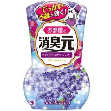 Scent of lavender swaying peace consumption Nioimoto 400ml of Kobayashi Pharmaceutical rooms