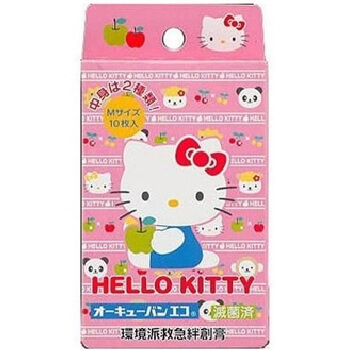 Oh Cuban eco Hello Kitty A 10 pieces
