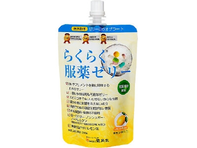 Medicine-Masking Jelly - Pouch (200g)