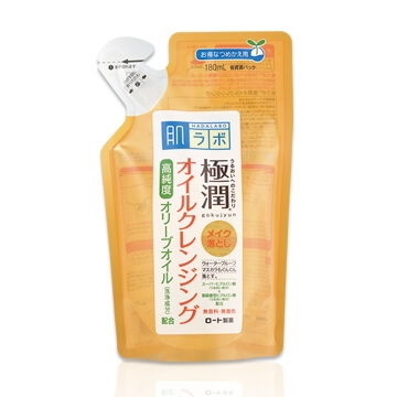 Hada Labo Gokujun Cleansing Oil Refill (180ml)