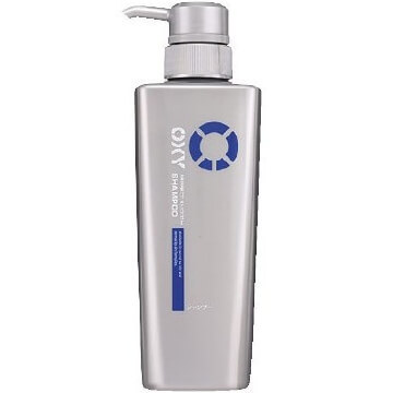 Rohto OXY Perfect Smooth Shampoo (400ML)