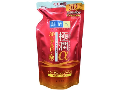 Hada Labo Gokujyun Alpha Lotion - Light Type Refill (170ml)