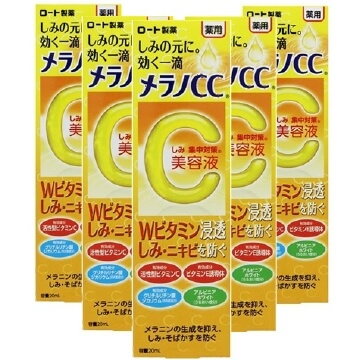 Melano CC Medicated Spot Corrector Concentrate (20ml) - Rohto