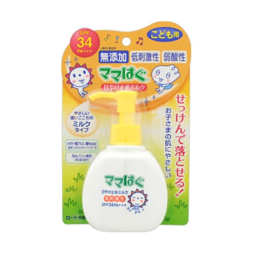 Mama's Hug Sunscreen Milk (100g)