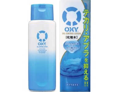 Rohto OXY Oil Control Lotion (170ML)